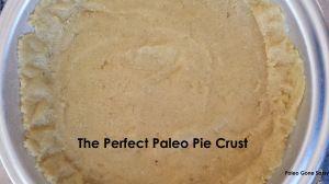 Paleo Pie Crust - Paleo Gone Sassy