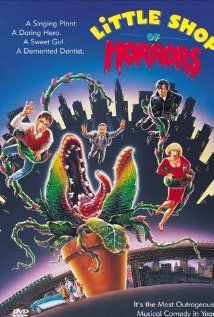Always loved the music in Little Shop of Horrors especially Levi Stubbs from The Four Tops as the voice of the plant. Feed me! #movies