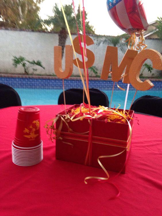 United States marine party #usmc