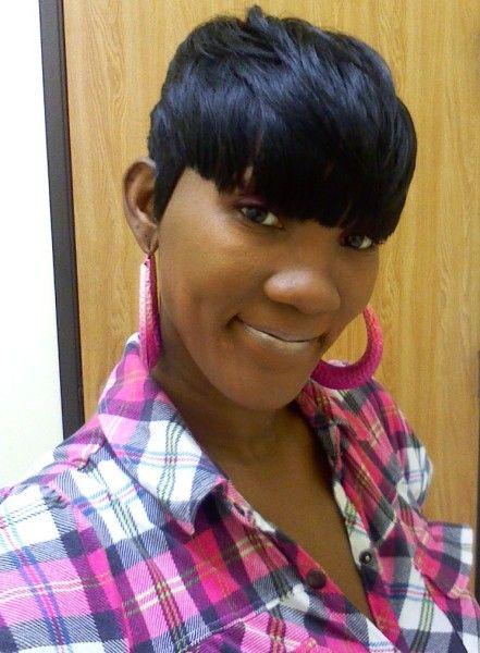 Pleasant Hairstyles For Black Women Short Hairstyles And Black Women On Hairstyle Inspiration Daily Dogsangcom