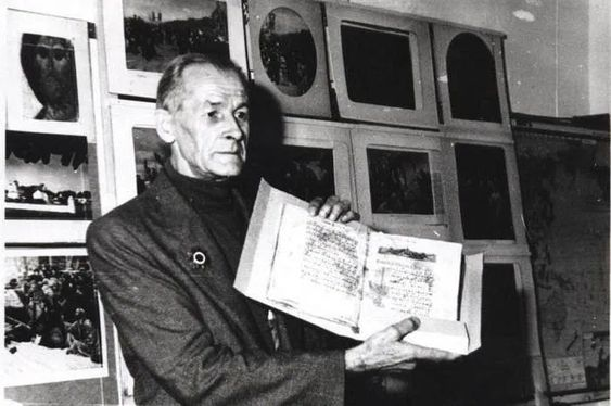 Yevgeny Iosifovich Gaiduchok: The Man Who Travel Back from 23rd Century and Made Accurate Predictions - Infinity Explorers