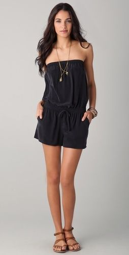 We love cute rompers like this one to beat the heat and stay stylish doing so #RM_june