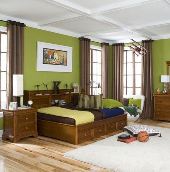 La Habitacion De Los Ninos De Acuerdo El Feng Shui Bedroom Bed