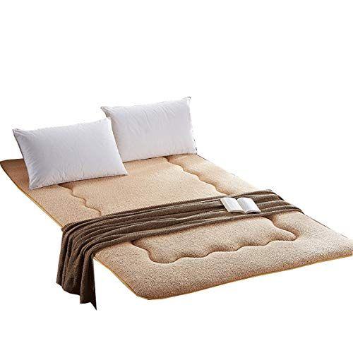 Fdesign Japanese Futon Mattress Sleeping Tatami Floor Mat Foldable Durable Soft Mattress Topper Sofa Bed Ma Soft Mattress Japanese Futon Mattress Dorm Bedroom