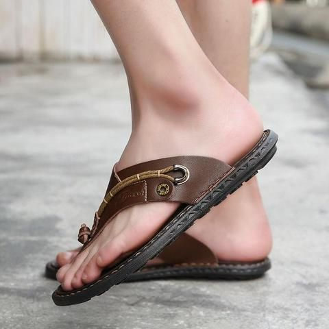 flap slippers