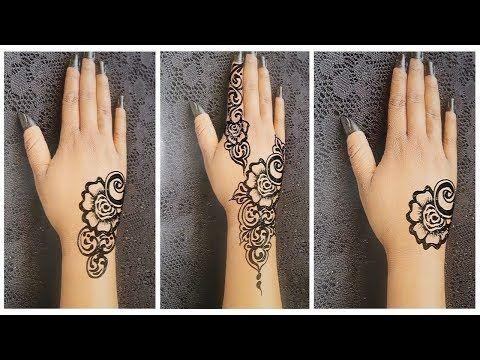 طريقة عمل الحنه السودانية 2020 Sudanese Henna Step By Step Youtube Hand Tattoos Henna Hand Tattoo Hand Henna