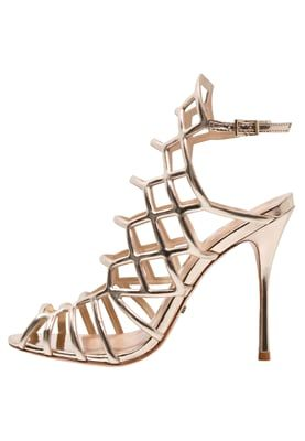 Sandales - platina
