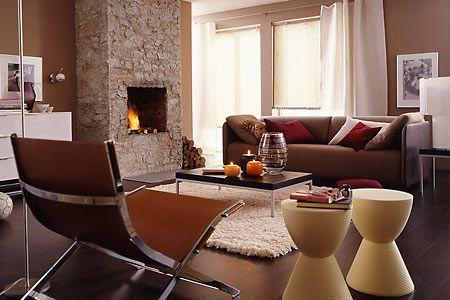 ... und einrichten mit Naturfarben: Hellgrau und Beige im Schlafzimmer