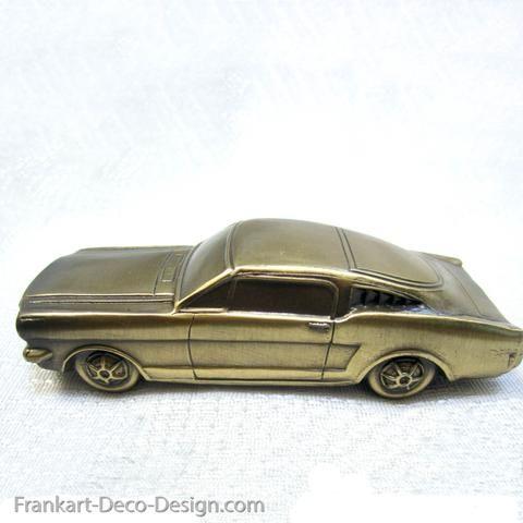 Pig S Backside With Irish Shamrock 5 Vintage Cars Vintage