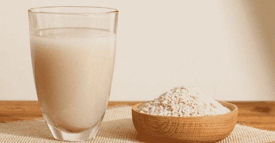 propiedades del agua de arroz