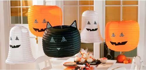 Imagen de http://1.bp.blogspot.com/-j063Oy2qHz8/UmptVJg6oJI/AAAAAAAANX4/v-NEKPYxpZU/s1600/decoracion+halloween+lamparas+de+papel.jpg.