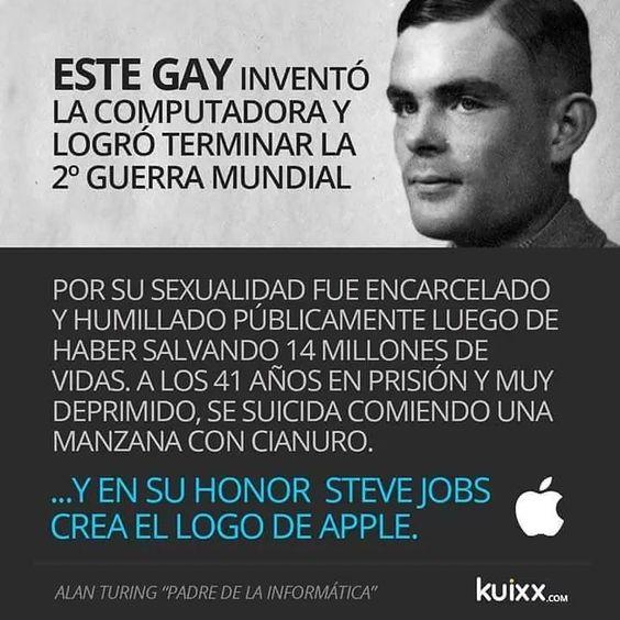 Sabías qué? . . . . . #gay #lgbt #matrimoniogay #historia #sabiasque