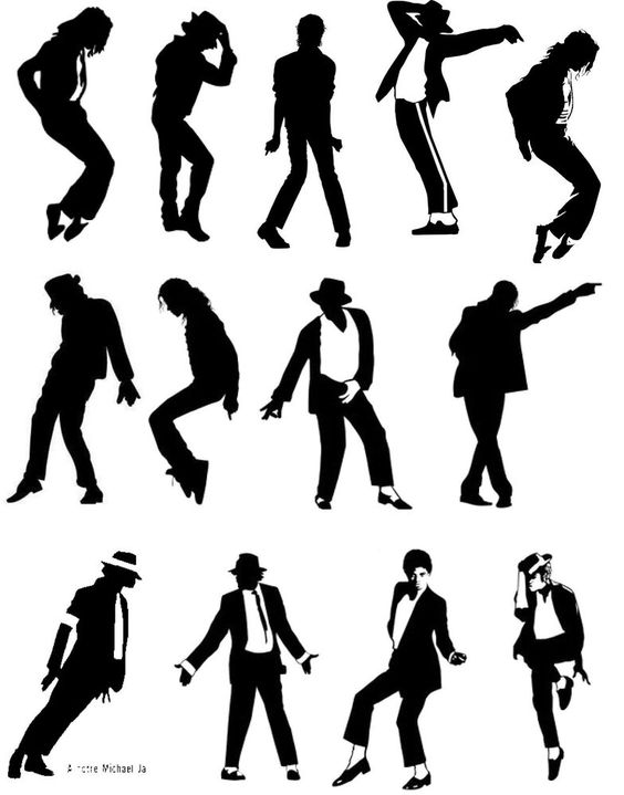 Michael Jackson Themed Fun Fully Edible Birthday Cup Cake Toppers Decorations Michael Jackson Silhouette Michael Jackson Drawings Michael Jackson Tattoo