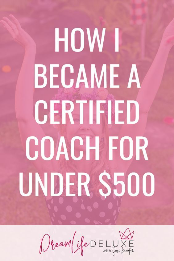 Book Coach Training And Certification Program Author