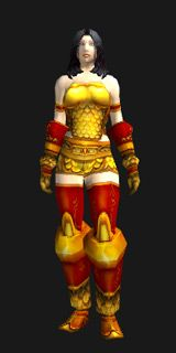 Glimmering mail - Transmog Set - World of Warcraft