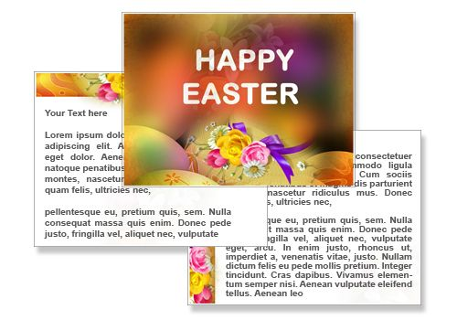 17 Best images about EASTER POWERPOINT TEMPLATE on Pinterest - easter powerpoint template