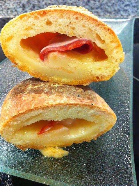 """Cocina fácil """"sin gluten"""": Pan relleno y pan corazón. Para el día Mundial del pan... yo sin gluten"""