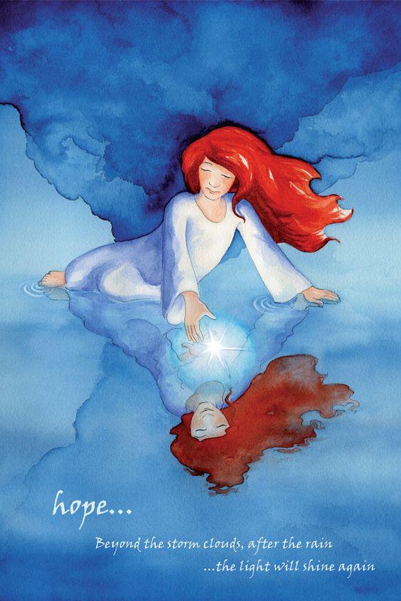 Redhead Hope 38