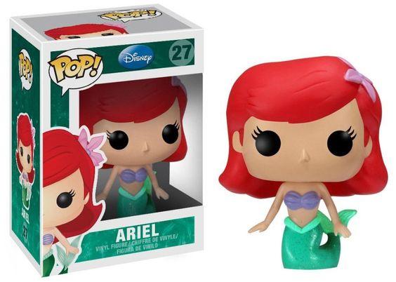 Arielle die Meerjungfrau POP! Vinyl Figur Arielle 10 cm