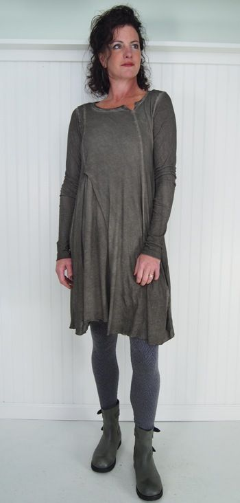 Rundholz Black Label Armstrong Dress / Earth / 20% Off
