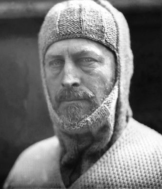 Sir Douglas Mawson (1882-1958). While on an expedition in the Antarctic in 1912, a member of his 3 man sledging team fell into a crevasse with their rations and 6 of the fittest dogs. He and the other man Mertz were forced to eat the remaining dogs for food and in the process ingested toxic levels of vitamin A. Mertz went mad and died, only Mawson made it, apparently driven on by the desire to propose to his girlfriend.