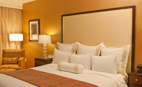 I'll be staying at the Napa Valley Marriott!
