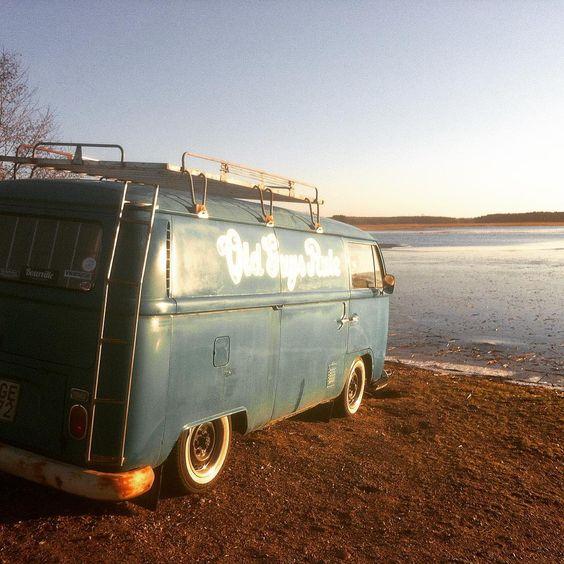 early bay panelvan