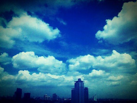 Yes, I love sky.