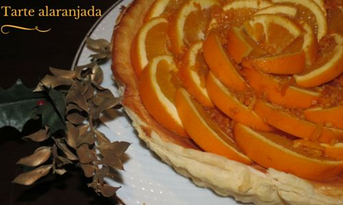 Orange Pie Recipe | Tarte Alaranjada Receita - The Daily Miacis