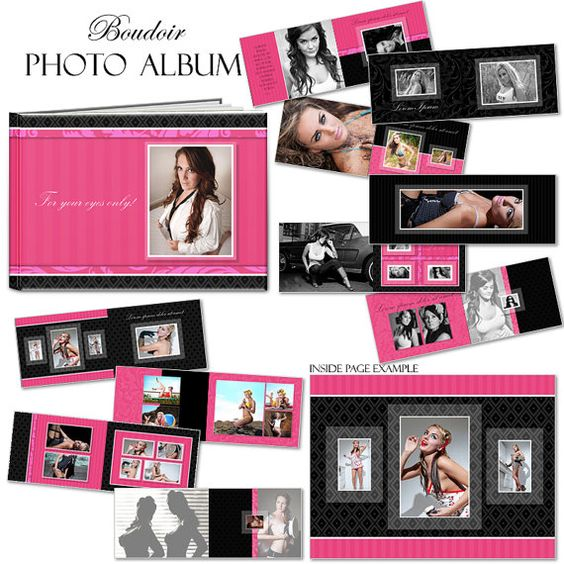 photobook boudoir photoshop templates for by ashedesign on