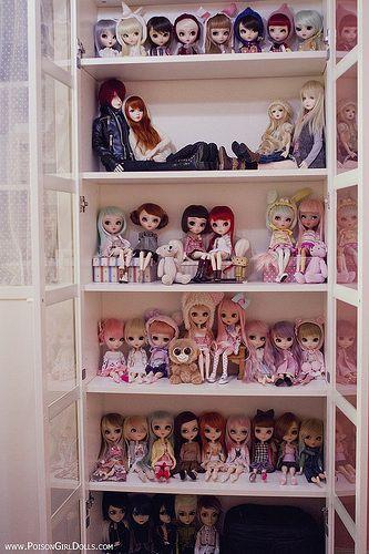 Doll's Cabinet | da -Poison Girl-