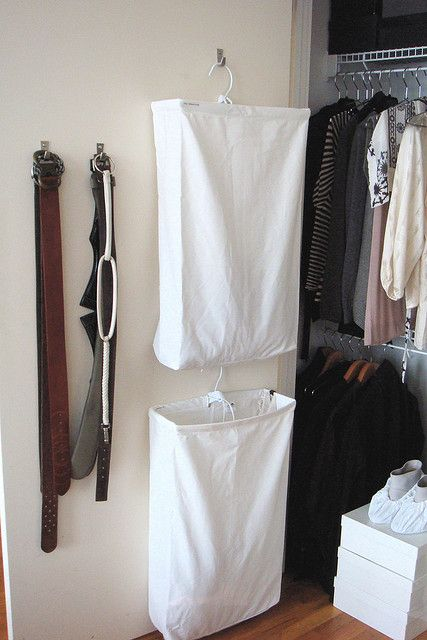 Hampers Floor Space And Closet On Pinterest