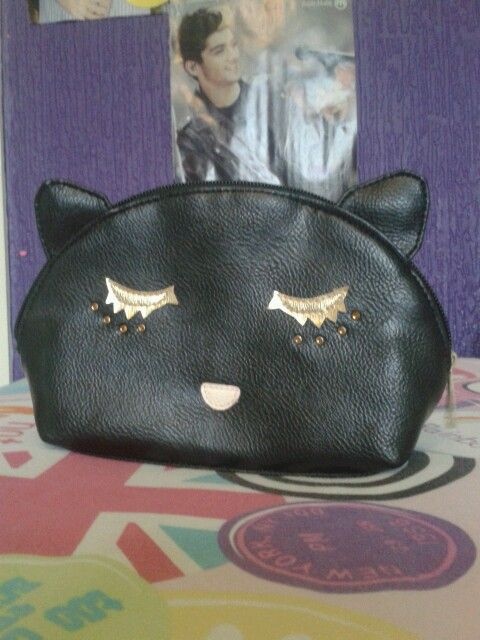 My new make up bag