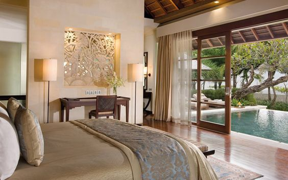 Have You Ever Loved A Hotel So Much That You Ve Been Tempted To Stay Inside All Day Instead Of Actually Exploring The C Bali House Resort Interior Villa Design