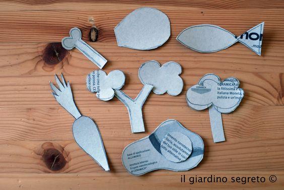il giardino segreto: Giocattoli fatti in casa #3