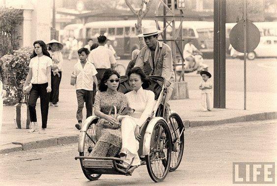 Vietnam-cyclo