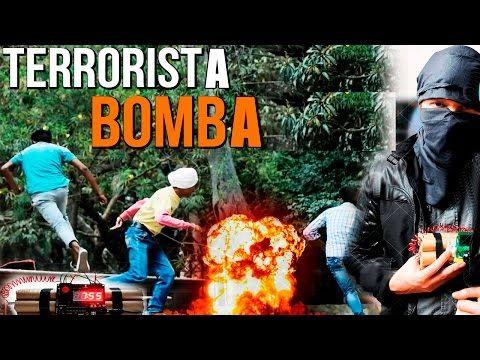 BROMAS PESADAS | Broma del Terrorista y Bomba - Videos de Risa 2016 [PARTE 3] - YouTube