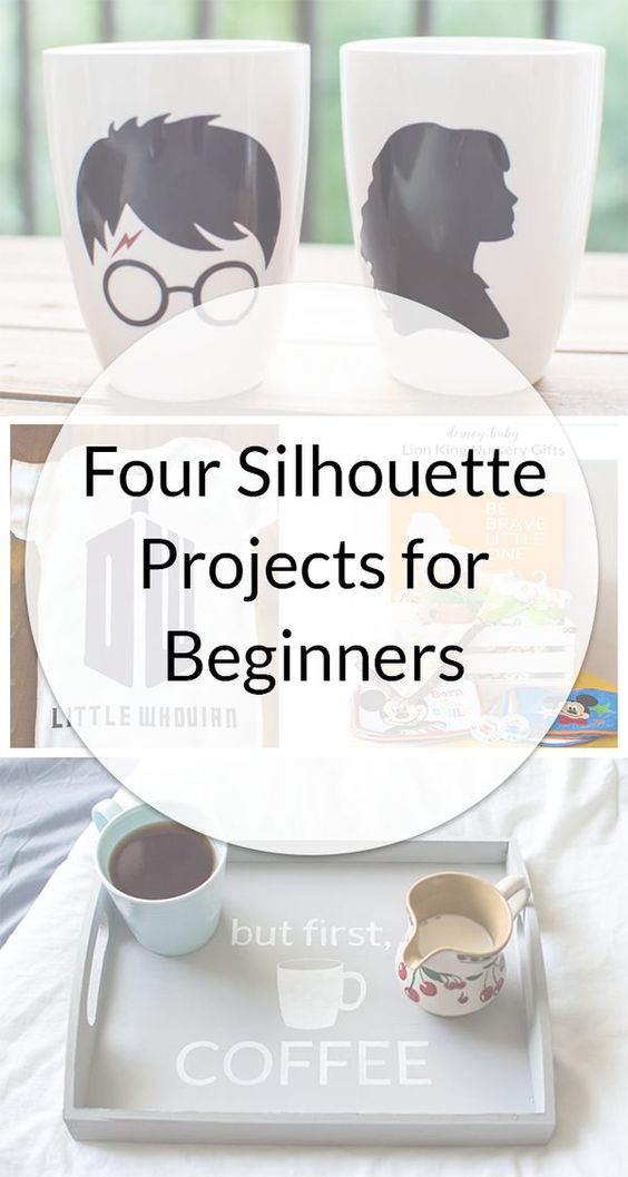 If you're wondering where to start, check out these four Silhouette projects for…
