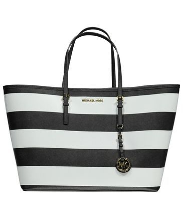 "Damen Tasche ""Jet Set Travel Stripe"" #musthave #michaelkors #jetset"
