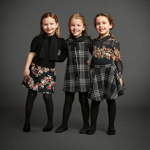 trendy children blog de moda infantil: LOOKS CON FALDA: CLAVES PARA ACERTAR