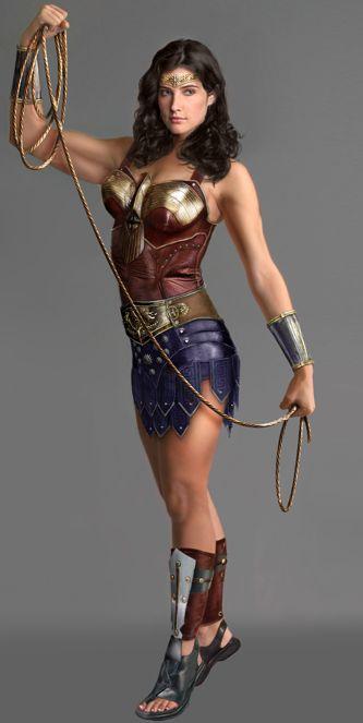 Cobie Smulders ~ Wonder Woman