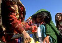 La corvee de l'eau en Afrique/ les roles dans les familles