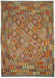 Kelim Afghan Old style Teppich ABCO249
