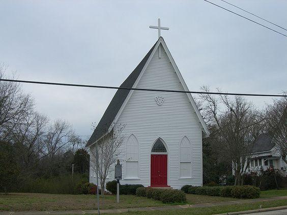 Grace Episcopal Church, Clayton, Alabama