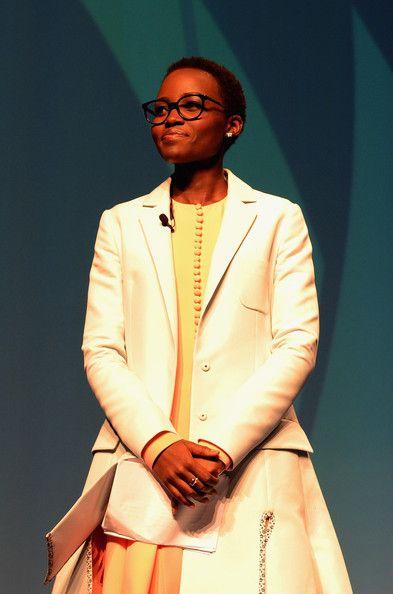 Lupita Nyong'o Photos: Massachusetts Conference for Women