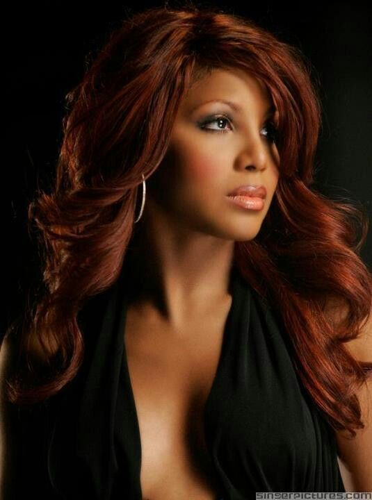 Toni Braxton: divorce, lupus and a child with autism. She takes it all in her stride; truly inspirational.