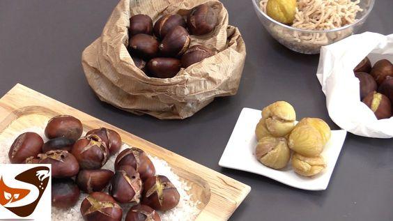Autunno tempo di castagne e marroni! ... e a voi come piacciono?  In questo video vi svelo tanti trucchetti per prepararli in modo semplice e veloce!