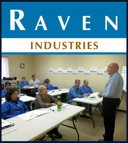 Culture Before Tools @ Raven Industries