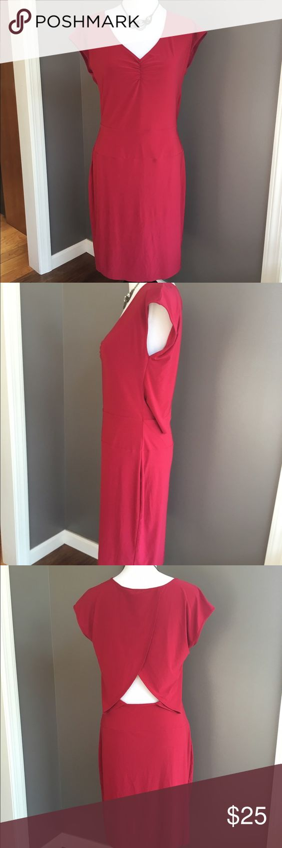 NWOT Express open back dress Brand new without tags, open back dress from Express, size large. Express Dresses