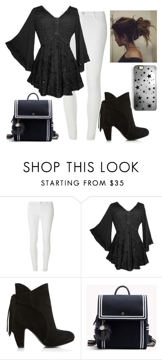 """""""Untitled #799"""" by imani-loves-1d ❤ liked on Polyvore featuring Dorothy Perkins and Rianna Phillips"""